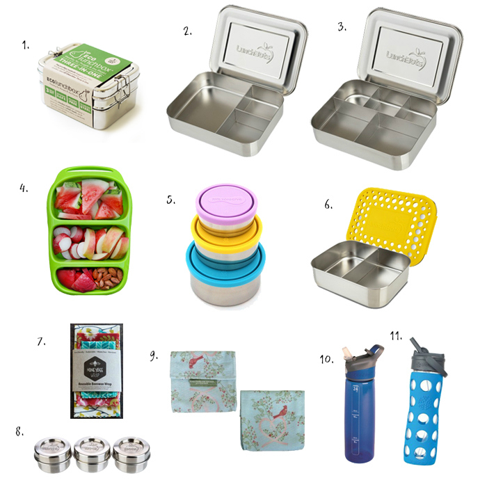 Lunch boxes for the Montessori Child at How we Montessori copy