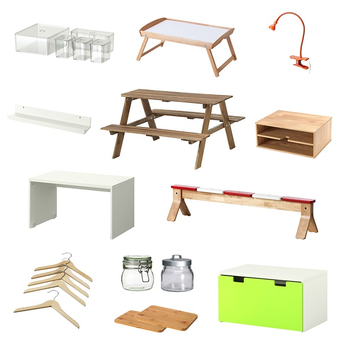 Montessori Ikea Finds at How we Montessori