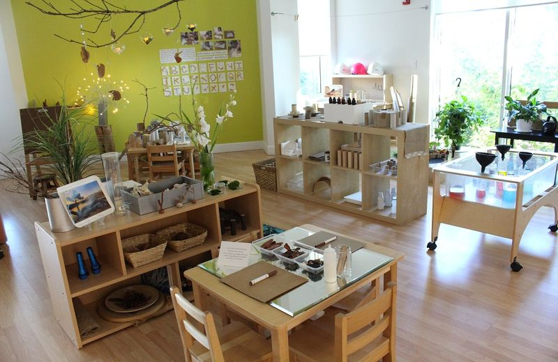 Reggio Inspired Classroom at KLA Schools of North Bay Village Preschool