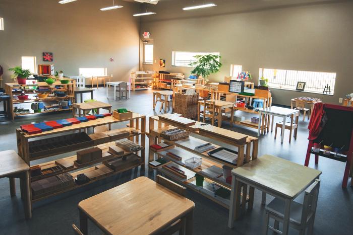 Baan Dek Montessori