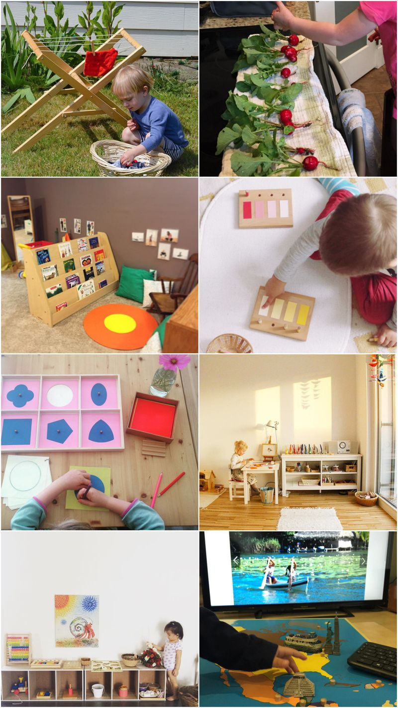 Montessori families to follow on Instagram