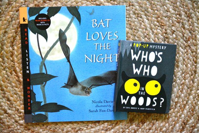 Otis nocturnal books
