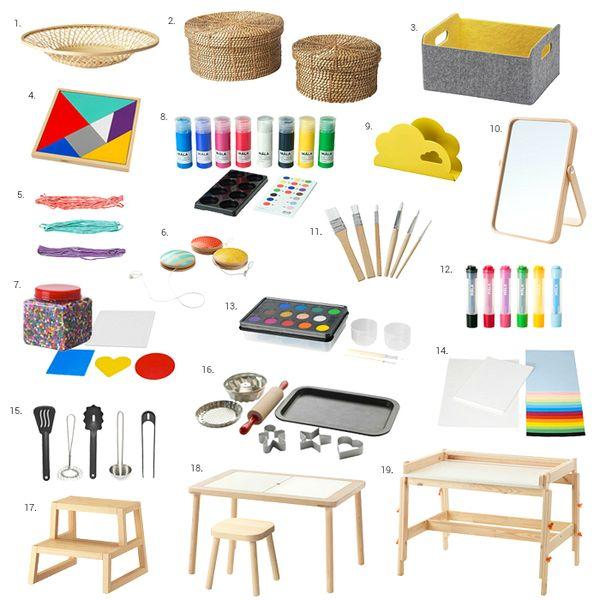 My Latest Montessori Finds At Ikea How We Montessori