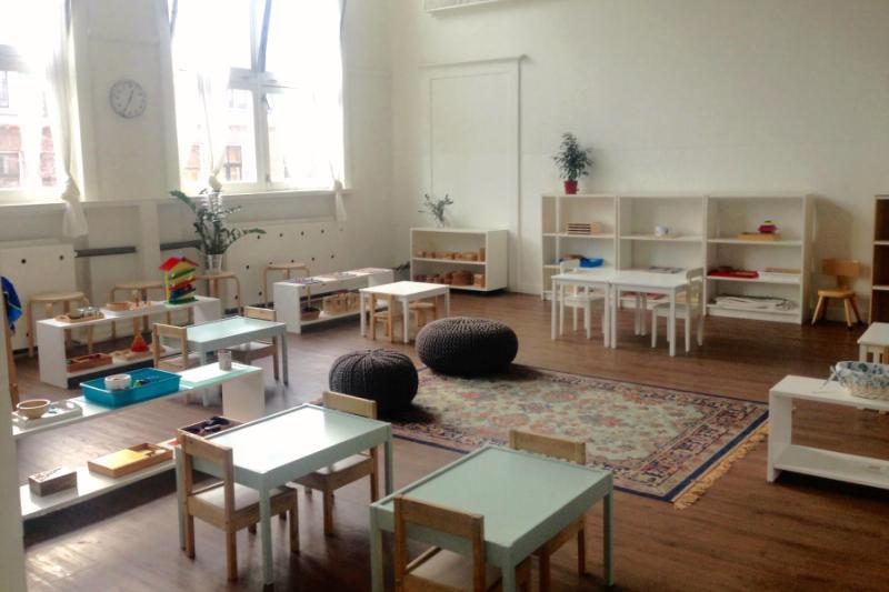 The Montessori Notebook - Toddler Classroom