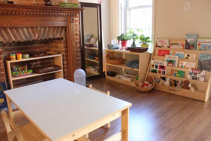 Montessori on the Double
