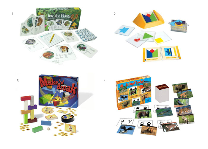 Our Top Ten Board Games for Children 4-5 Years at How we Montessori