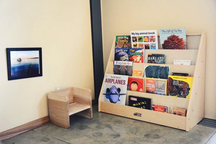 Montessori in Motion Living Area at HWM