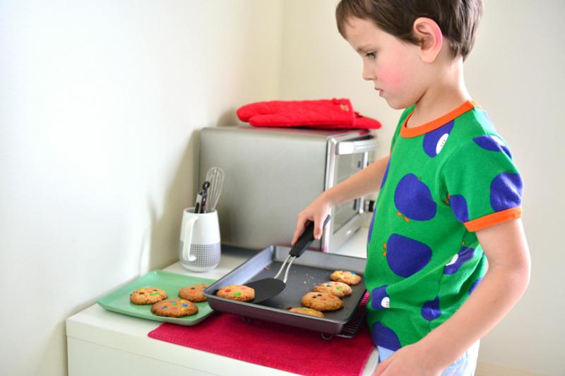Otis baking #9
