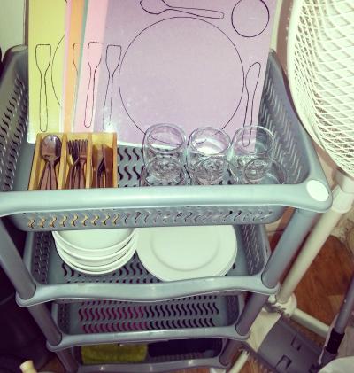 I Can Do It Montessori - Storage Unit