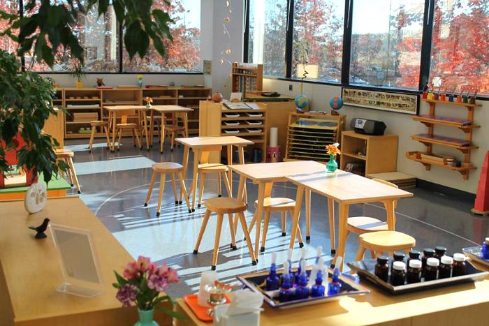 The Washington Montessori Institute Loyola University Maryland