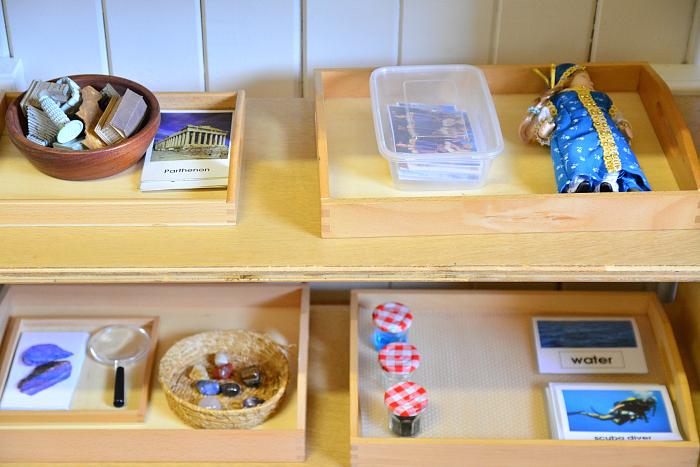 I Am Montessori Brisbane, Parent Child Class, Cultural Area at How we Montessori