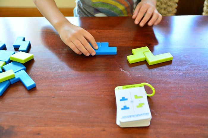 Shape-O-Metry at How we Montessori