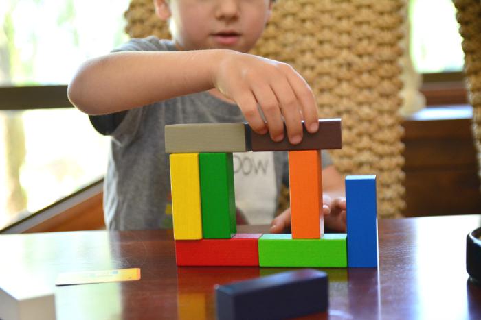 Ravensburger Make 'n' Break at How we Montessori