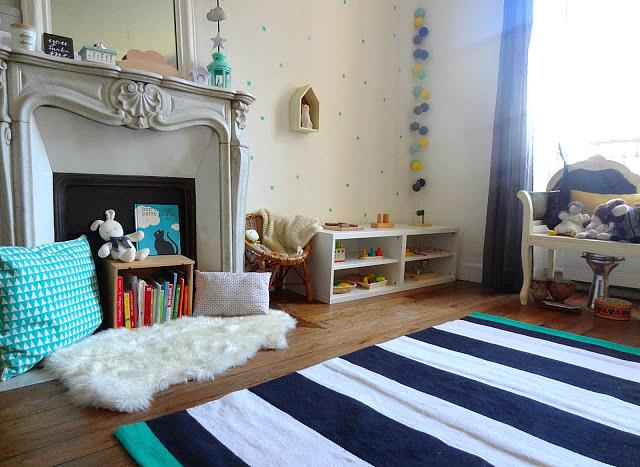 Lejournaldetitouan Montessori bedroom