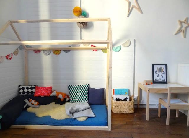 Titouan's Montessori Bedroom