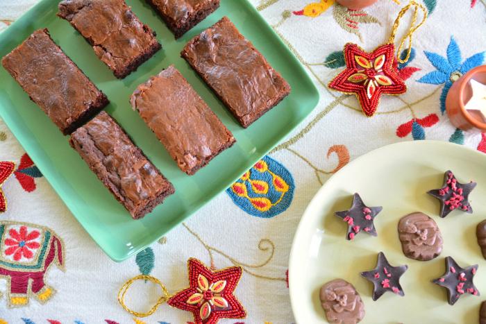 Hazelnut brownies, Baking at How we Montessori #5