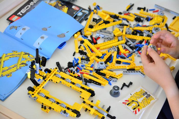 Caspar - Lego Technic