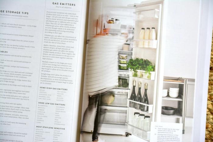 Fete:Life Organised Refrigerator