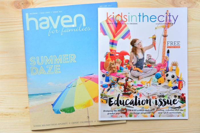 Brisbane Fee Family Magazines