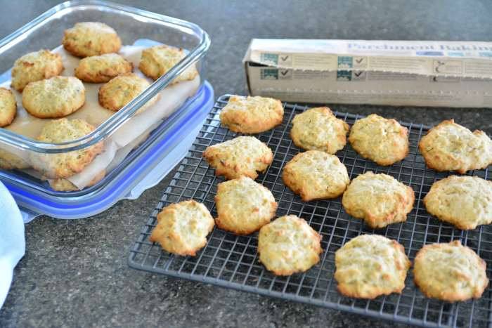 Banana and Oat Cookes read for Back to School at How we Montessori