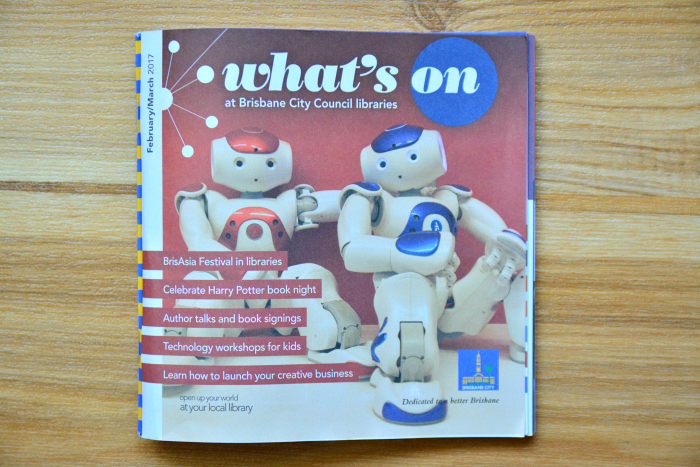 Library What's On Guide