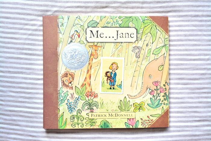 Me Jane at How we Montessori