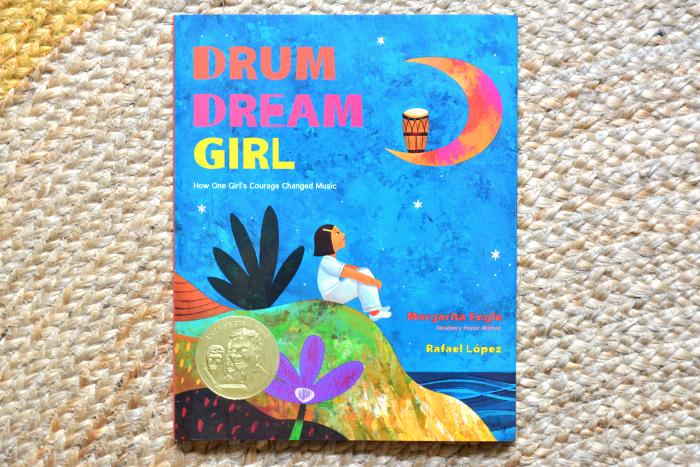 Drum Dream Girl at HWM