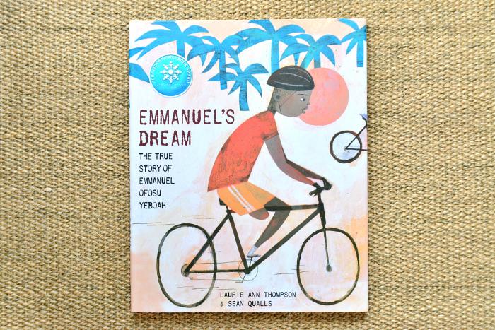 Emmanual's Dream at HWM