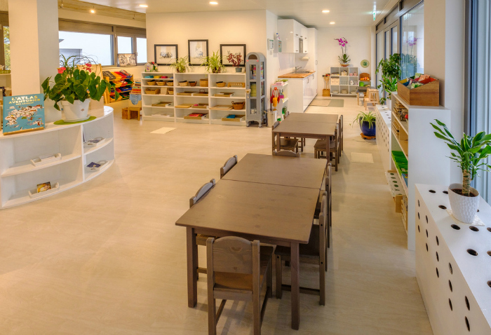 Beautiful Elementary Classrooms ~ Montessori classrooms around the world switzerland