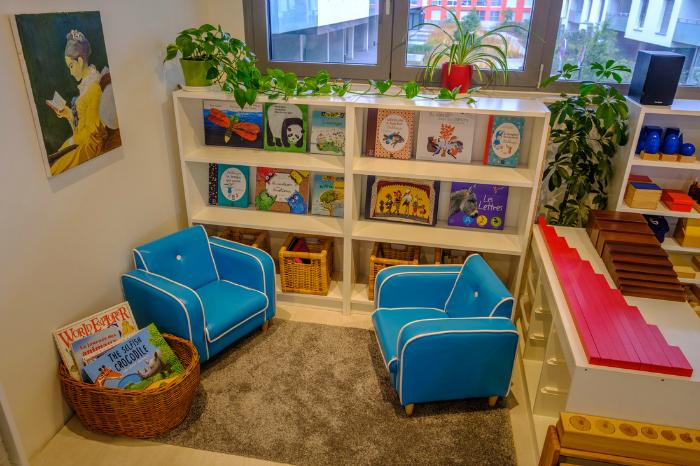 Secret of Childhood Classroom #3