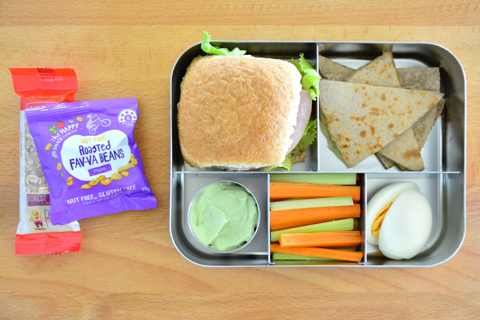 Health Star Rating - Lunch Box #2 at How we Montessori, 2017