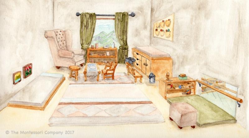 The Montessori Company  Home Environments