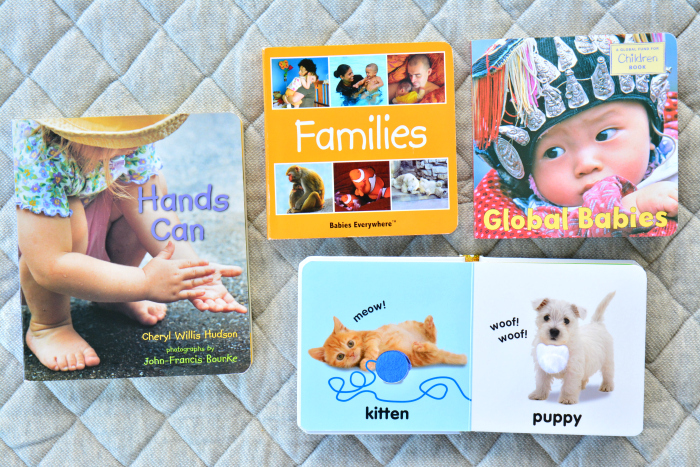 Books for Babies at How we Montessori