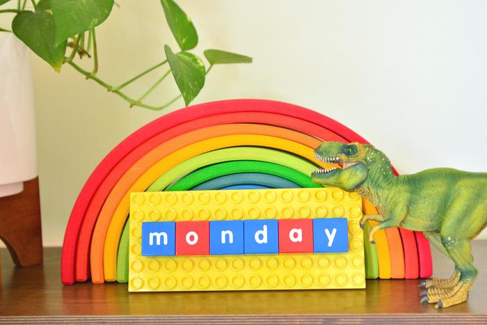 Literacy Blocks at How we Montessori  c:o Child.com.au