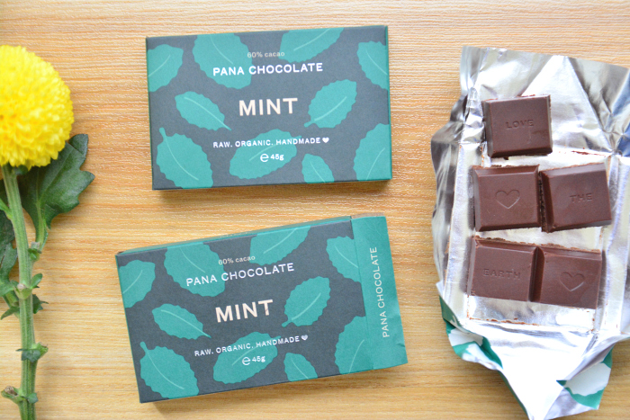 Pana Chocolate  Raw Chocolate  from Sprout Market at How we Montessori