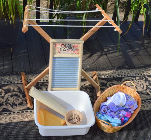 Washing Montessori from the Heart