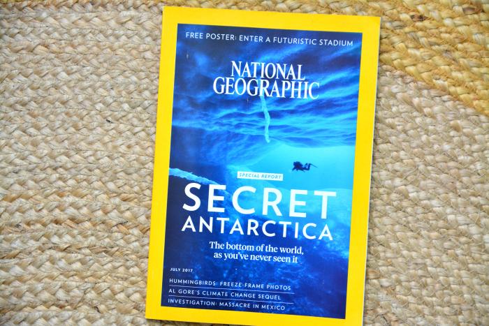 Secret Antarctica National Geographic