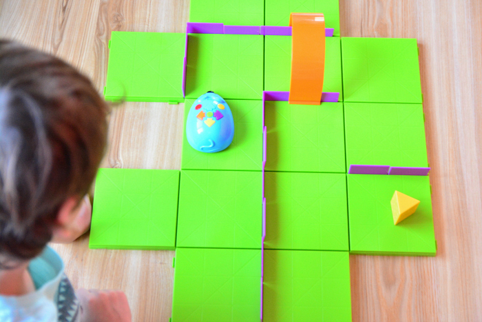 Code and Go Robot Mouse at How we Montessori