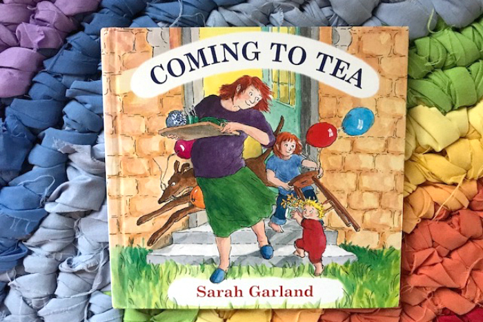 Coming to Tea by Sarah Garland