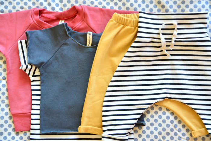 Neutral Baby Clothing from Etsy at How we Montessori