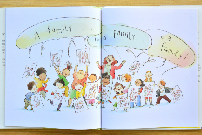 A family is a family. How we Montessori