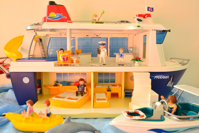 Playmobil * Cruise Ship Panama