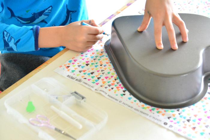 How we Montessori child size sewing machine  hand made cushions