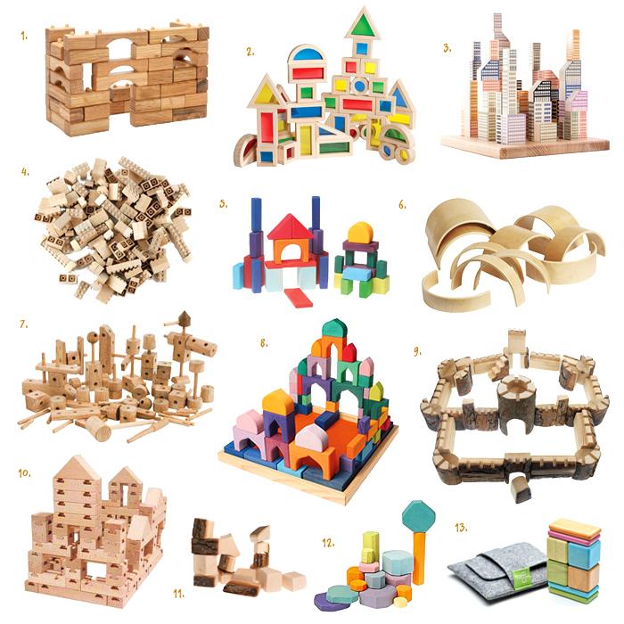 Block gift ideas at HWM