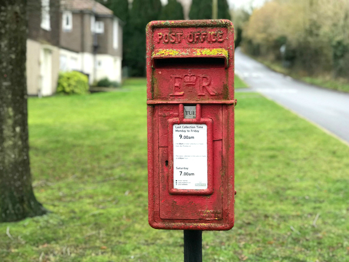 Neighbourhood Post Office Box at How we Montessori UK