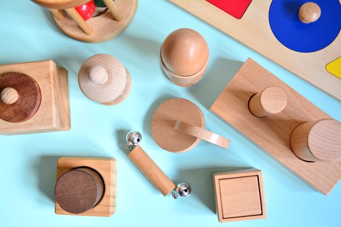 Montessori Infant Materials at How we Montessori