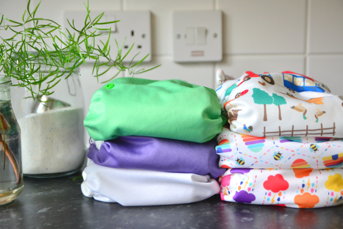 Cloth nappies - obsessed