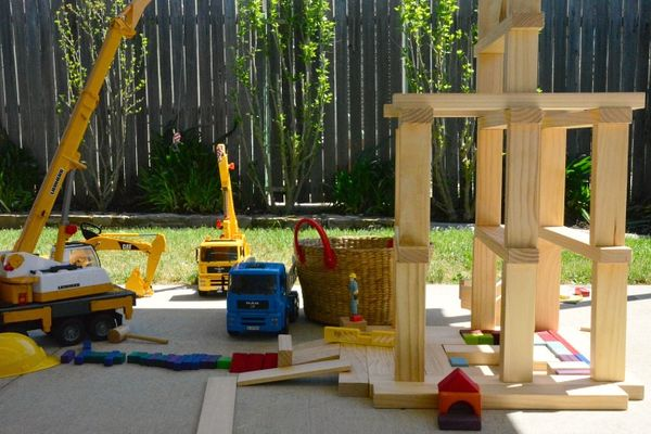 The Value Of Block Play How We Montessori