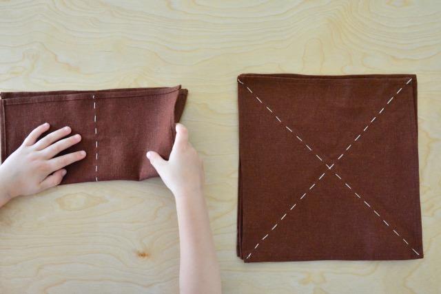 Otis folding cloths #3