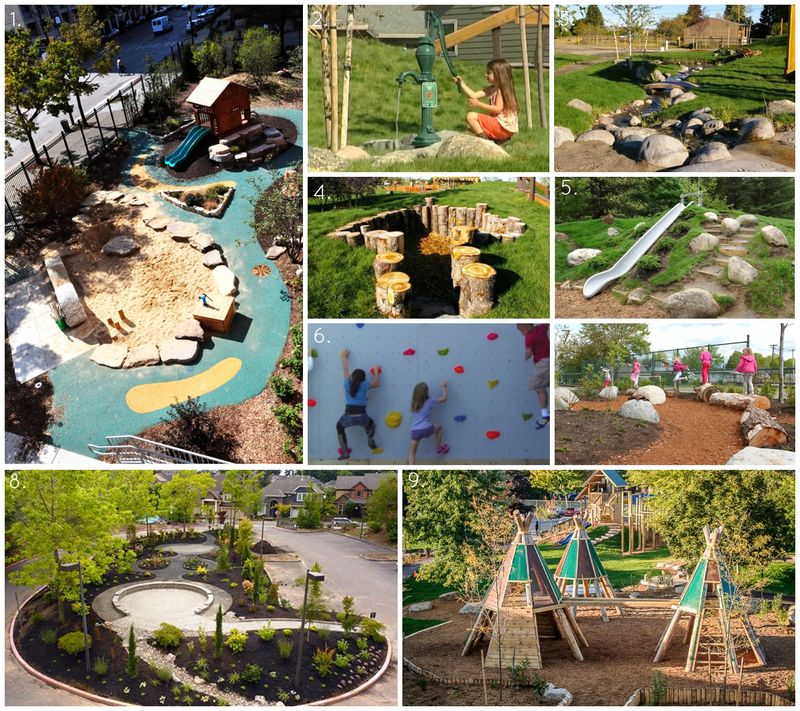 Awsome Outdoor Montessori Areas at How we Montessori